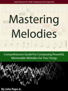 Mastering Melodies - Online Course for Music Composer