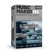 Magix Music Maker Software Package