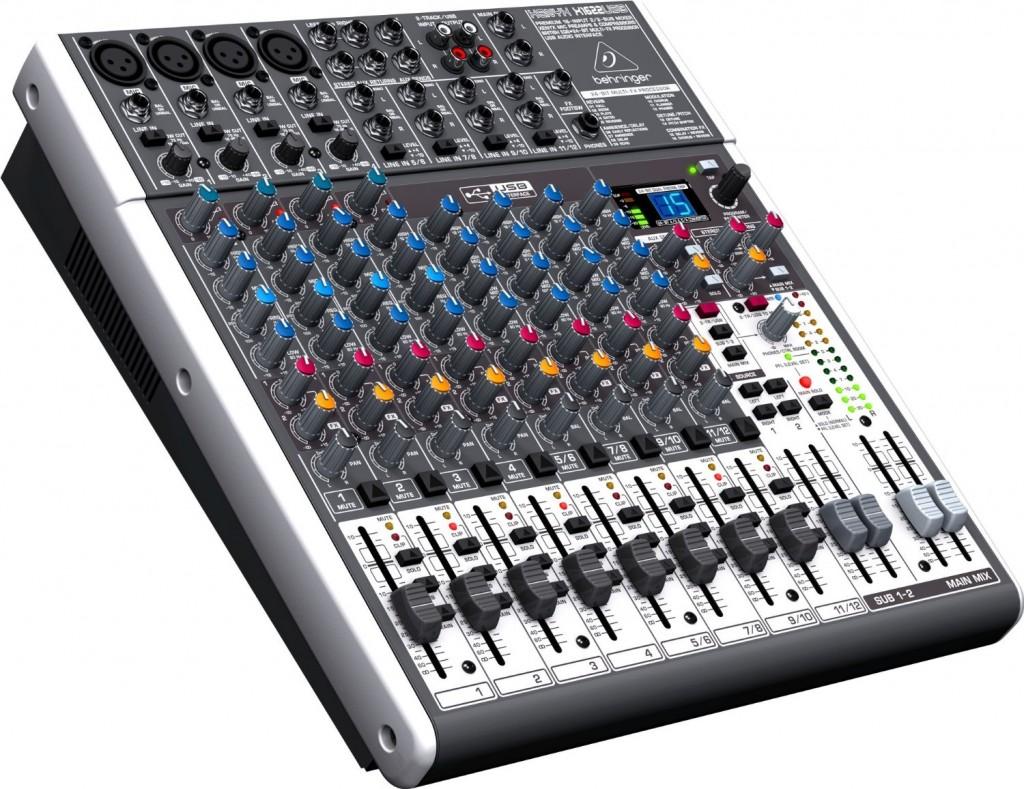 Behringer Audio MIxer 16 input