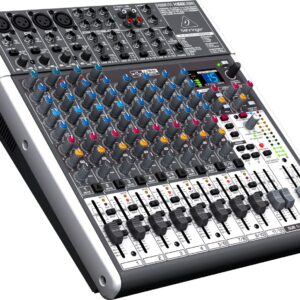 Audio Mixer Console