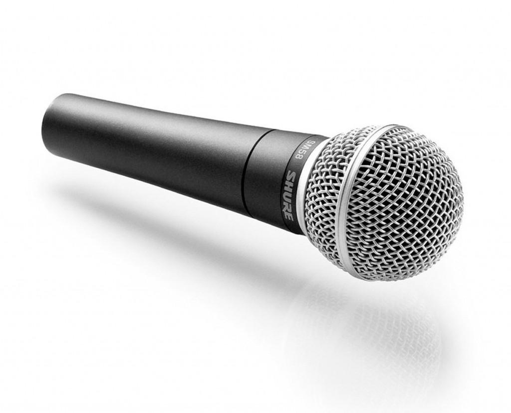 Shure SM58 Dynamic Microphone
