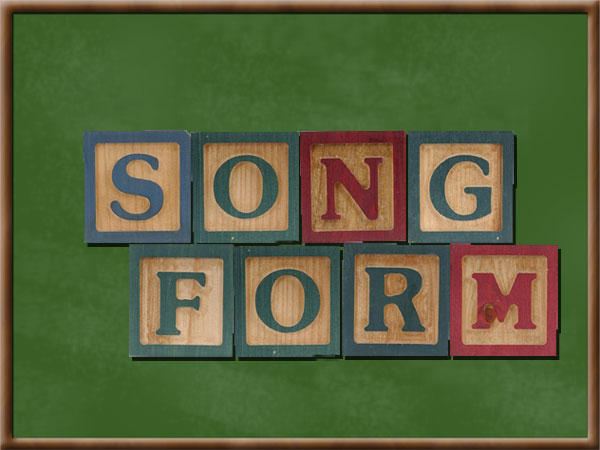 Song's Story Structure - Song From Building Blocks