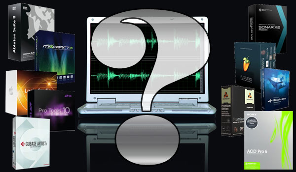 Selecting the Rigth DAW Software question