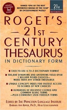 Roget's Thesarus