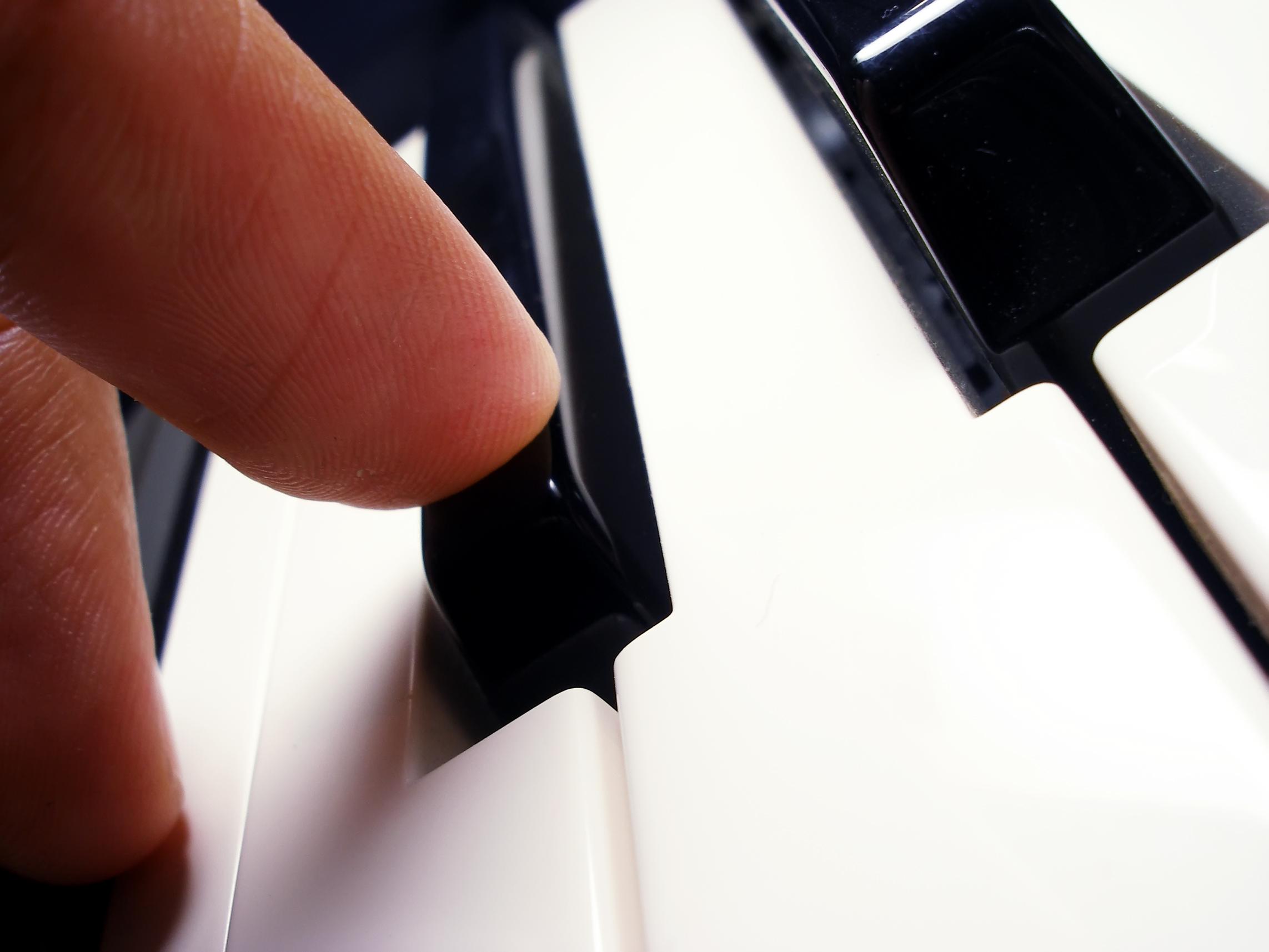 Playing Keys