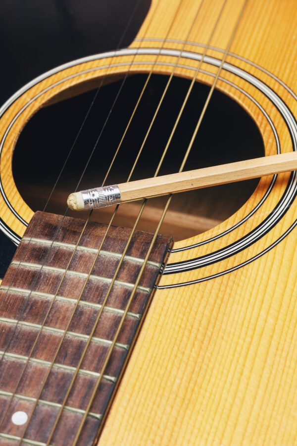 Writing Songs with Guitar
