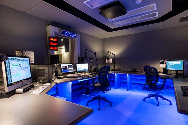 Production and facilities studio