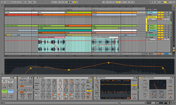 Ableton Live 9 Suite Songwriting Software