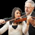 Academic Music Career Teaching student