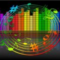 equalizer song motif music notes
