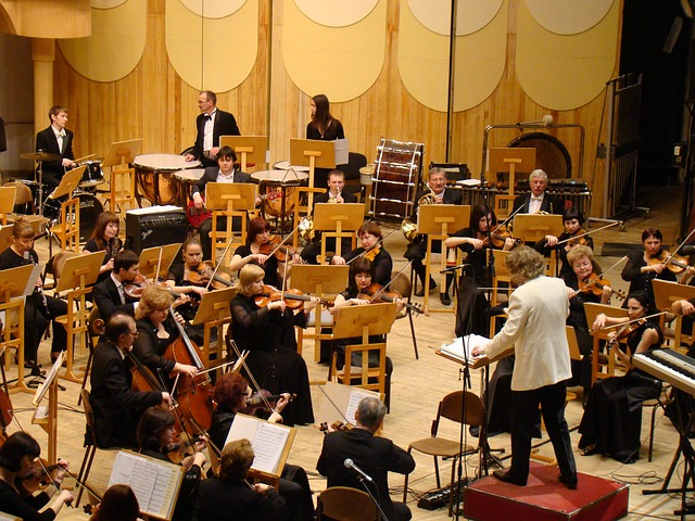 musical instruments orchestra