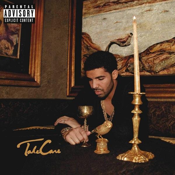 Drake Take Care Album Cover