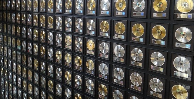 Long and Lucrative Music Career Gold Records Hall of Fame