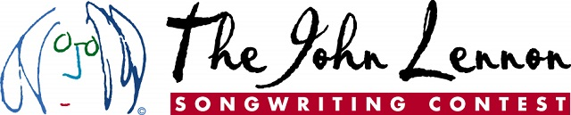 John Lennon songwriting Contest logo